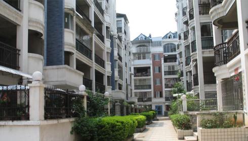 桂林八里街欧洲小镇2栋2-3-1 3房2厅 110平方房屋出租