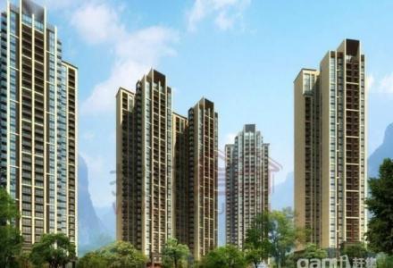 临桂区创业大厦对面花样年花样城3房2厅2卫,全新精装修,南北通风,视线好,户型正,