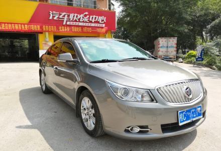 (多图)2011.09 别克君越,换新车了,转让9.8万元