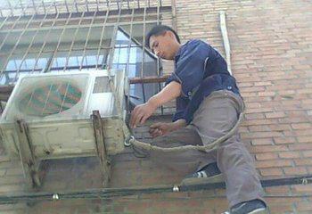 不收上门费)诚信☎3847766专业空调洗衣机热水器太阳能空气能等维修空调加c