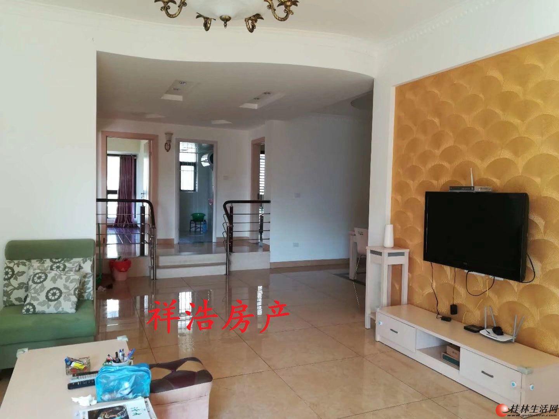 出租,彰泰第六园,3房2厅2卫,123平米,2楼,4000元/月,精装,家具齐全