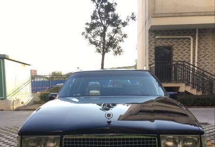 凯迪拉克 经典美系车 V8 自吸 舒服大沙发 不计成本的工艺