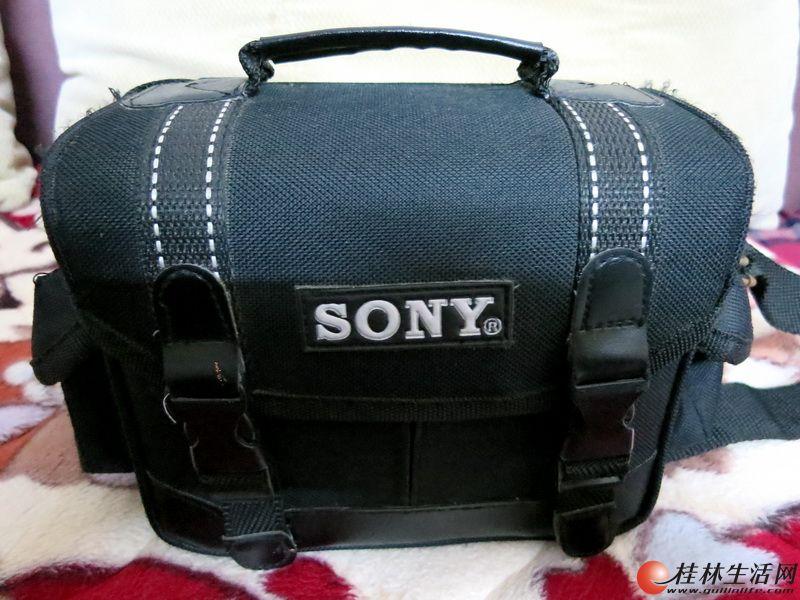 转让索尼摄像机专用包