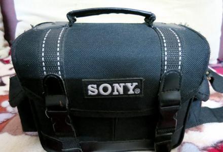 【数码】低价转让索尼摄像机专用包