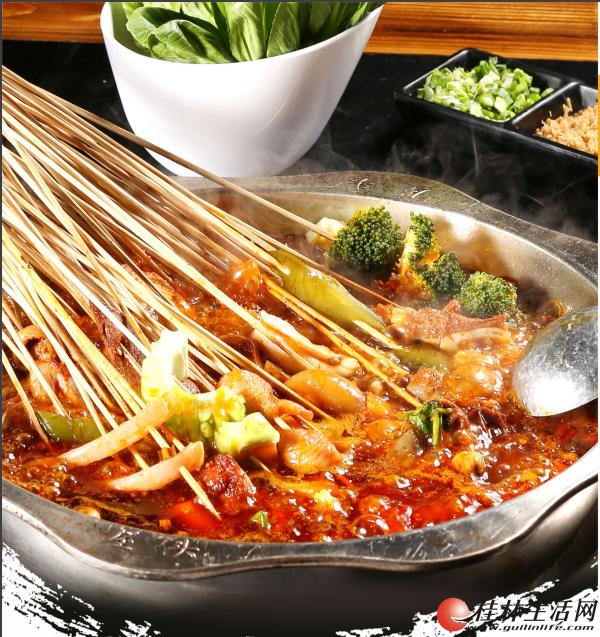 蜀串匠火锅串串,吃着美食,品味休闲