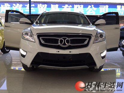 特价~北汽绅宝X65,全新零公里二手新车转让  2.0T自动档