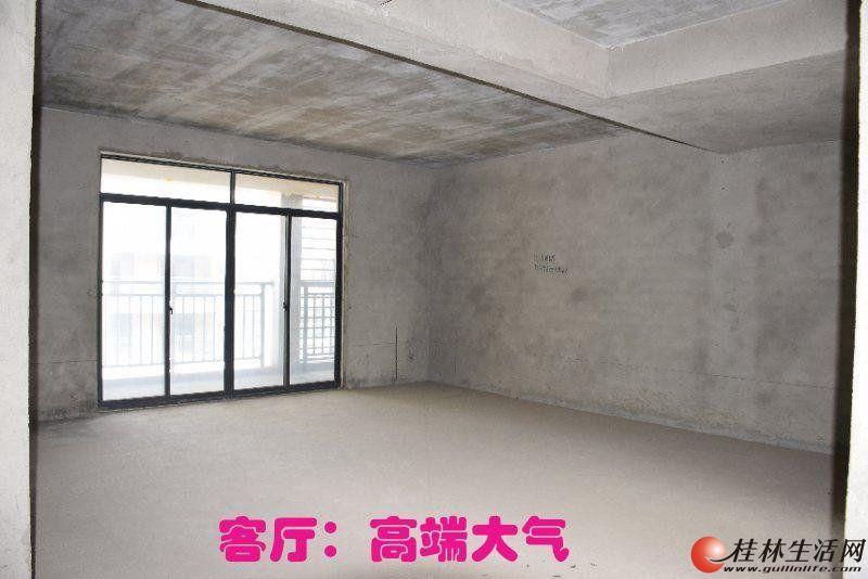 舒适小区顶层复式 出售!桂林八里街4室2厅3卫通透明亮清水房