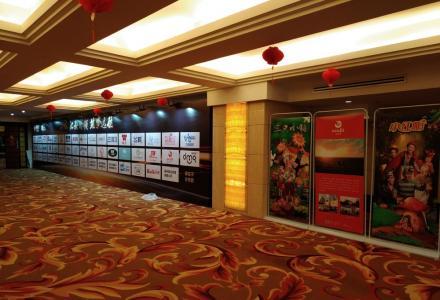 桂林本地会展活动专业搭建布置