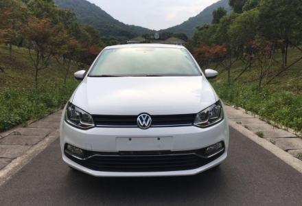 大众 POLO 2016款 1.6 自动 舒适型-此车首付 仅需7千 欢迎看车