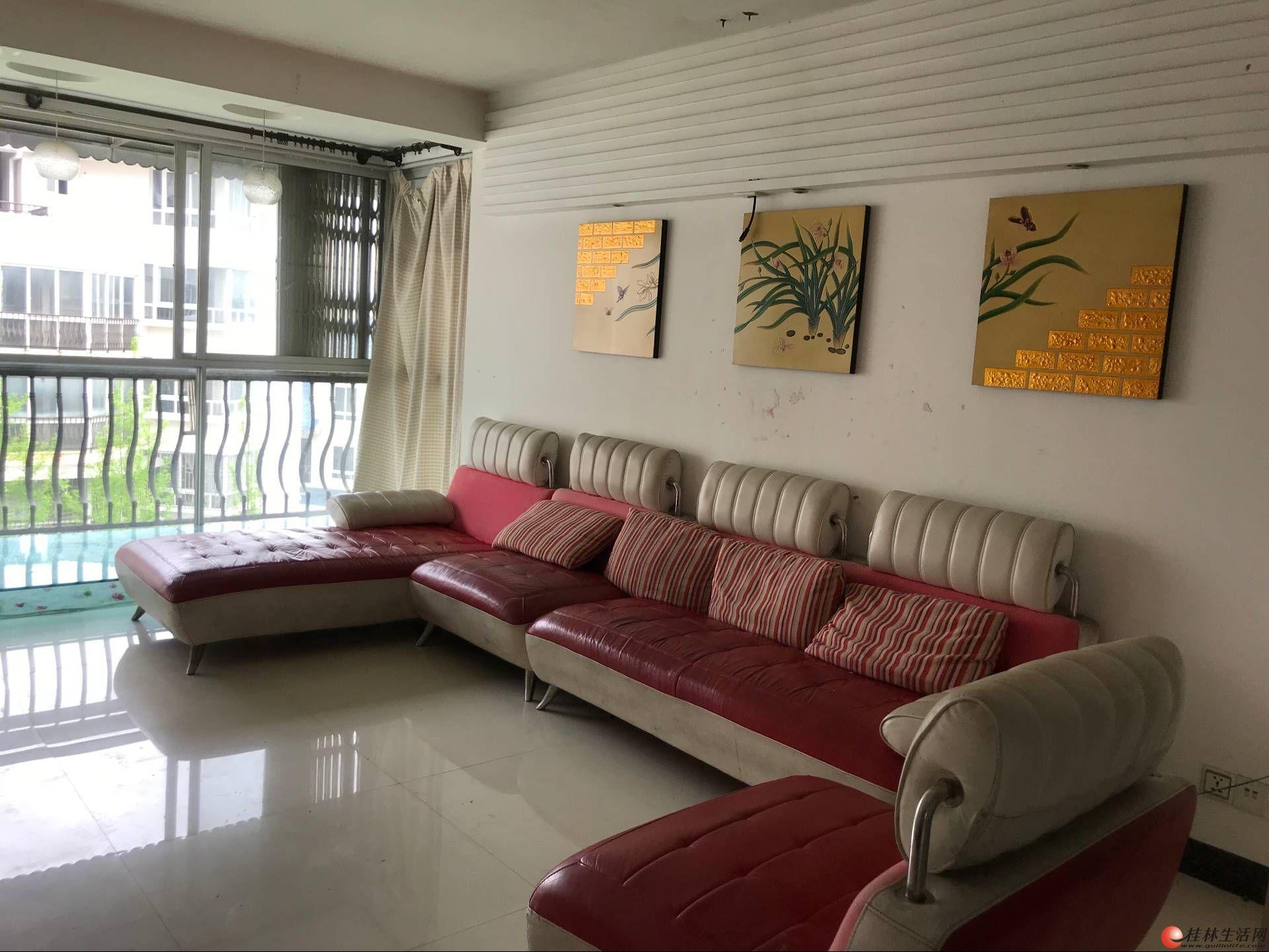 J聚龙湾精装4房2厅2卫 148平 仅售110万