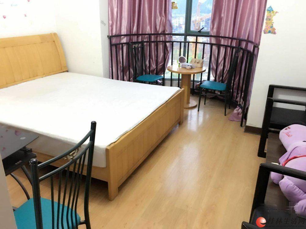 上海路 建安路 火车站旁枫丹丽苑 精装1房1厅1500