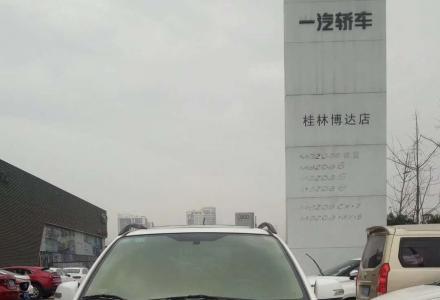 桂林本地二手铃木SX4
