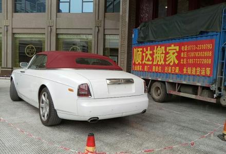 桂林市顺达搬家公司。金牌搬家20年。全市连锁值得信赖 的公司!13317732808