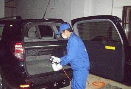 桂林新车甲醛处理 新车除异味