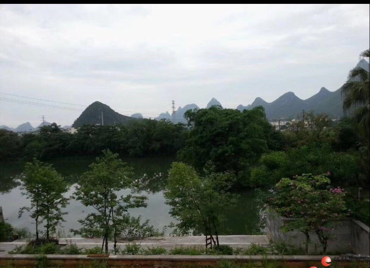 W风景优美的桃花江边五号公馆别墅占地一千多平产权687平方1200万