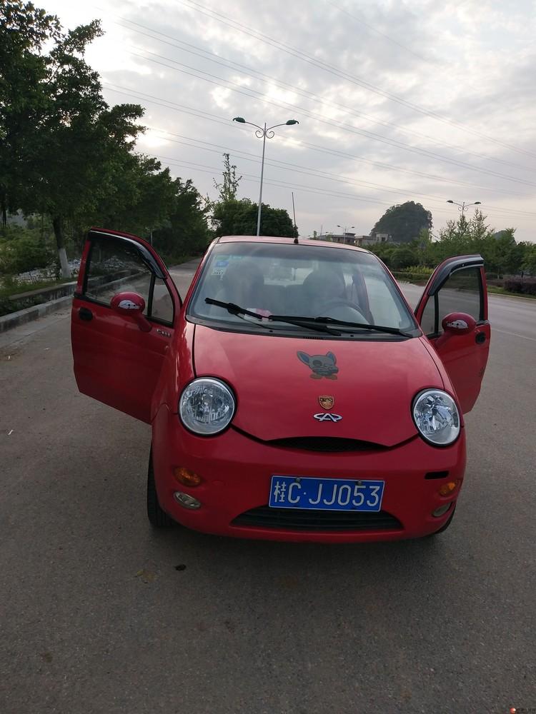 奇瑞QQ车,代步专用车几千块