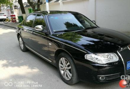 荣威7502012款 1.8T 手自一体 HYBRID混合动力版 老婆不喜欢甩卖