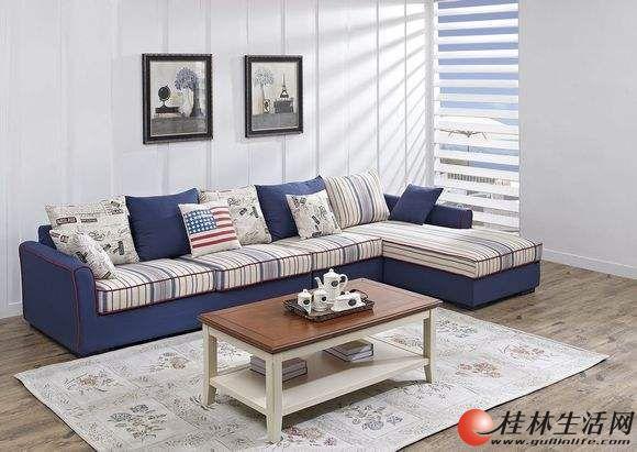 (图)桂林沙发翻新订做沙发套