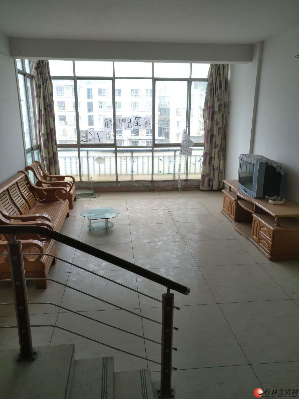 八里街 灵川大道 八里四路 七彩花园 5楼3室2厅2卫 130平米仅45万