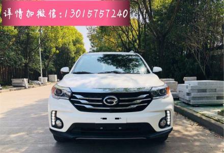 广汽 传祺GS4 2017款 235T 自动两驱尊贵版