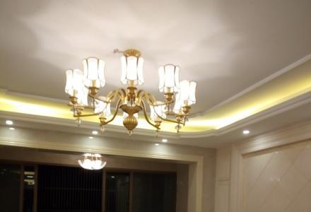 专业安装灯具、晾衣架、装饰画、挂件,改灯、修灯,线路维护等