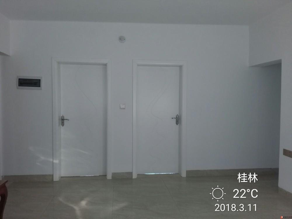 免税全新装修虞山滨江清风学区房3楼南北通透清静三房一厅