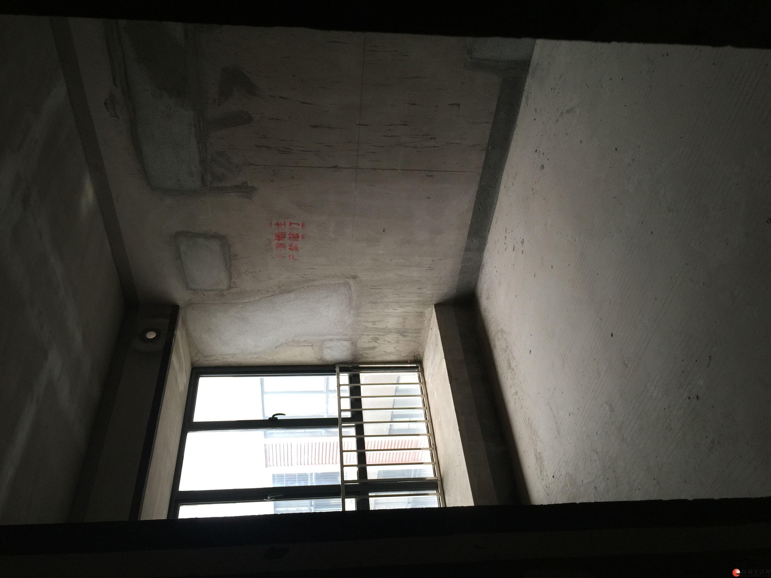 八里街南洲一号电梯顶楼复式毛坯3房户型朝南
