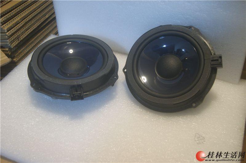 美版福特蒙迪欧福克斯翼虎嘉年华索尼喇叭库存6.5寸喇叭 带分频