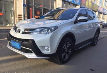 丰田 RAV4荣放 2016款 2.0L CVT两驱舒适版