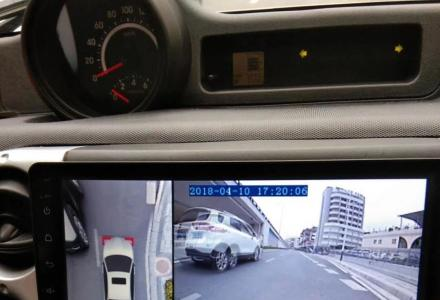 桂林360°全景行车安全系统
