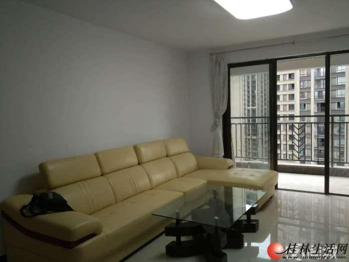 兴汇城新装3室2厅2卫1厨1500元/月省心入住