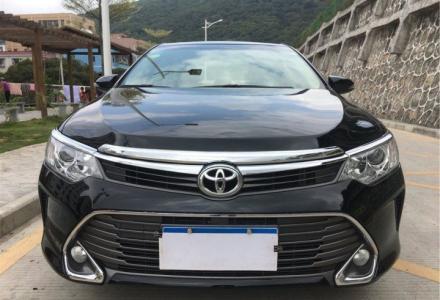 丰田 凯美瑞 2016款 2.0G 十周年纪念豪华版