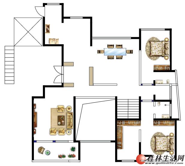 320方超大面积优惠出租,可做办公室或仓库