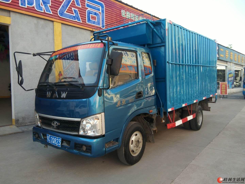 2014年3月可以翻斗的小货车,带气刹液压方向断气刹高低速顶配