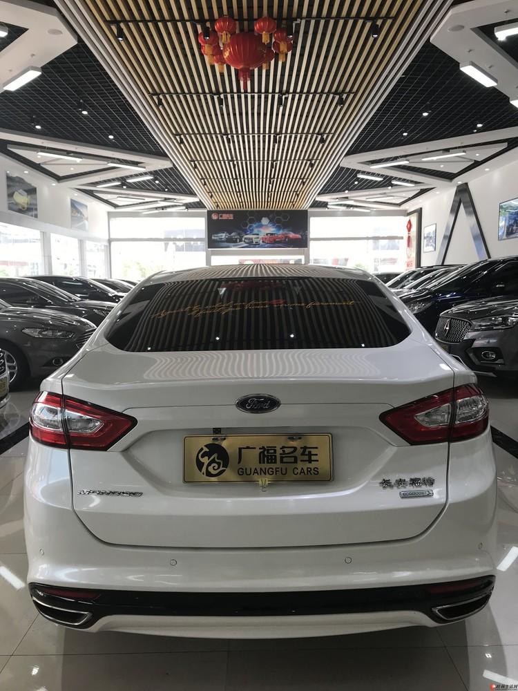 福特2013款 蒙迪欧 2.0L GTDi200豪华型
