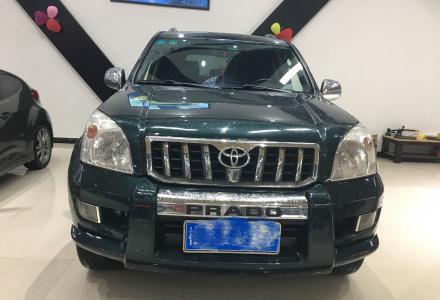 丰田2008款 普拉多(进口) 2700