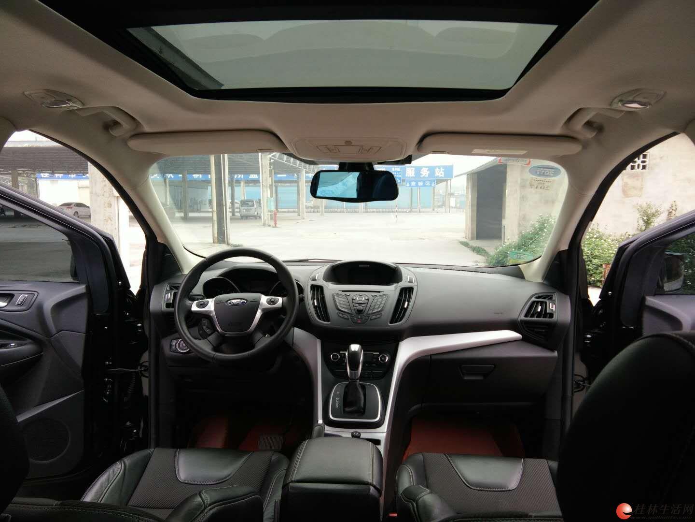 2015款1.5T全景天窗高配福特翼虎转让
