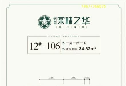 新房团购中心+信昌棠棣之华+公寓住宅超高赠送35平火爆认筹中