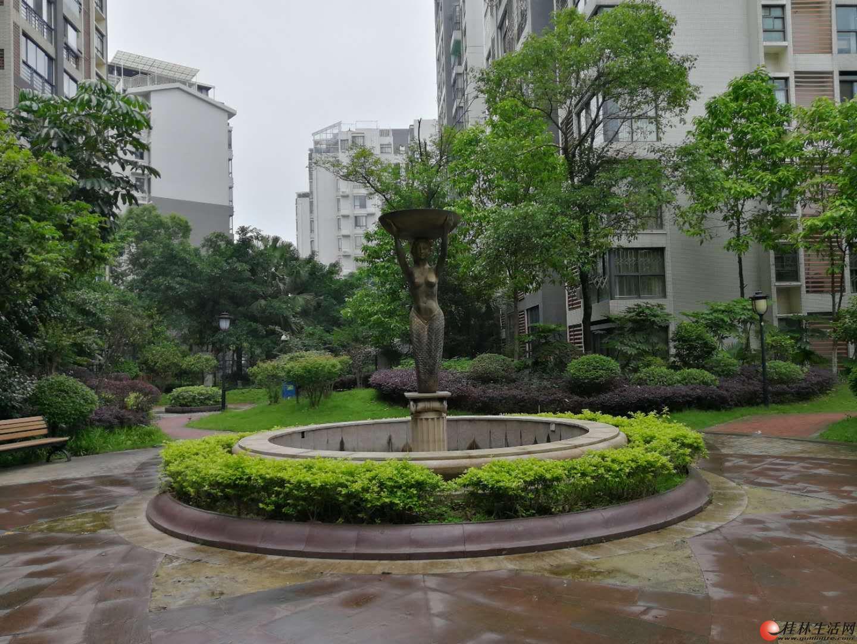 R安厦世纪城 漓江畔 清水电梯房 带入户花园  一梯两户 带地暖 140平138万