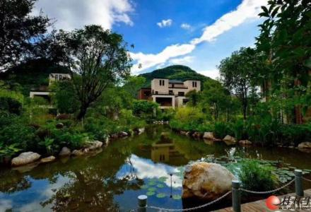 H东方庭院 天然氧吧纯别墅区 送车位送露台送花园 470万!