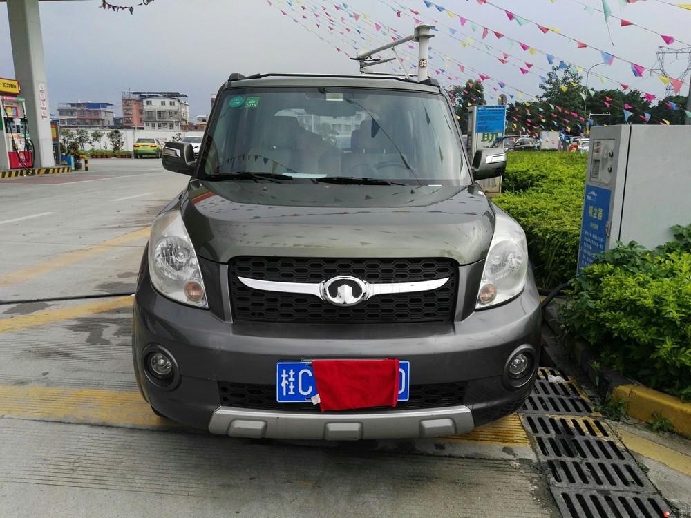 桂林2011款长城M2自动档CVT顶配1.5转让