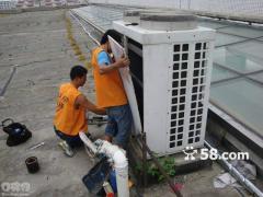 专业空调维修、 加氟 加铜管 清洗回收空调服务