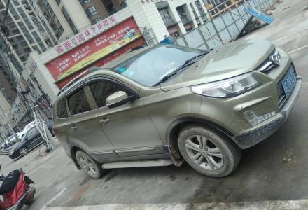 北汽幻速S3 16年7月的车想换车了,个人一手车出售
