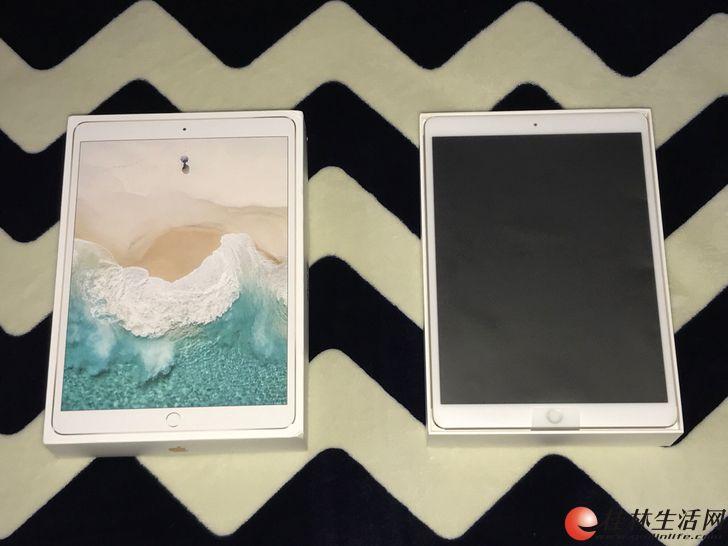 全新未激活iPad Pro 国行10.5寸 金色256G