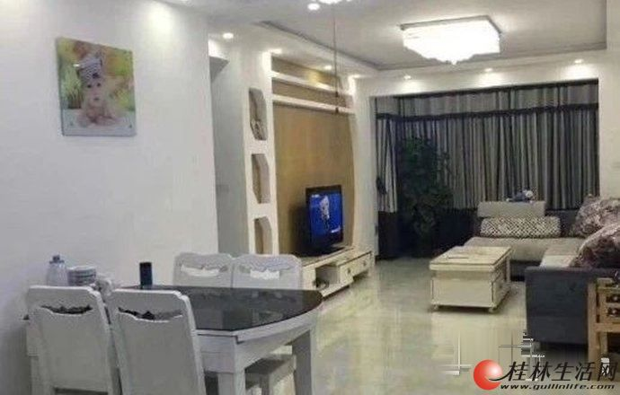 中海元居豪装修3房2厅2卫复试楼只要95万