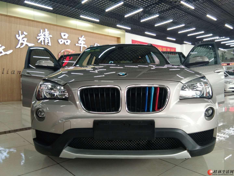 桂林市一手车宝马X1要卖了