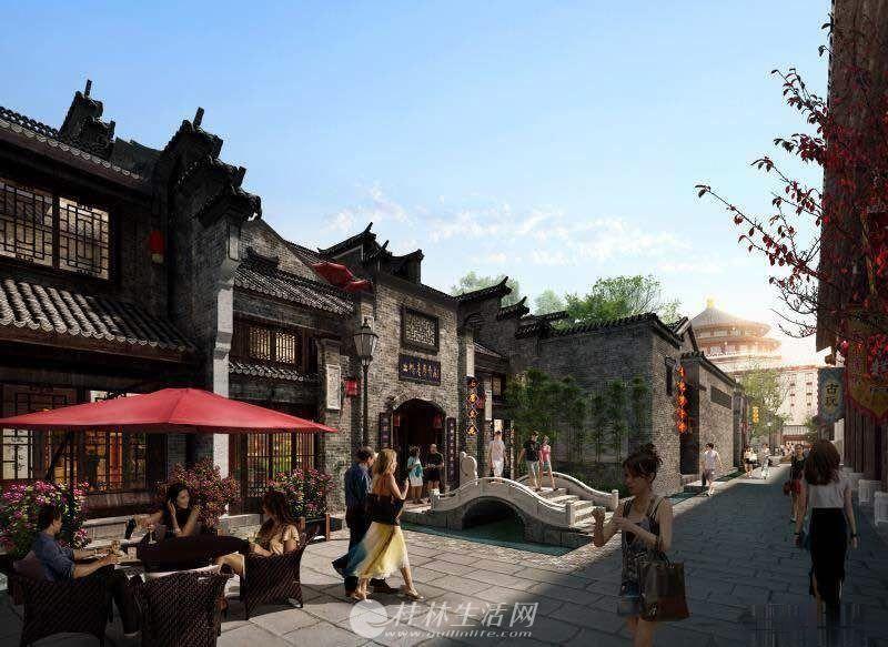 千年桂林 东西巷升级版 当红景区铺 10-60平