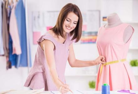 服装整体形象设计缝纫制版手绘效果图培训