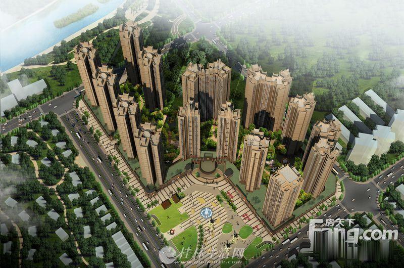 彰泰峰誉87-136㎡超高层住宅在售