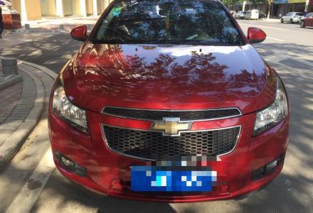出:科鲁兹12款  1.8L  自动挡带天窗
